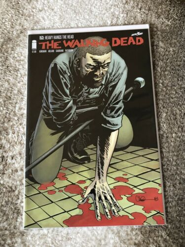 The Walking Dead #153 Image VF//NM Comics Book