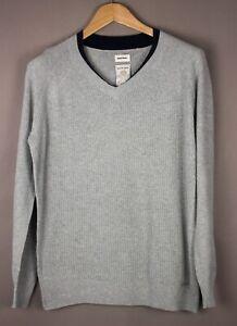 DIESEL-Men-Casual-Quality-Knit-Sweater-Jumper-Size-M-ATZ684