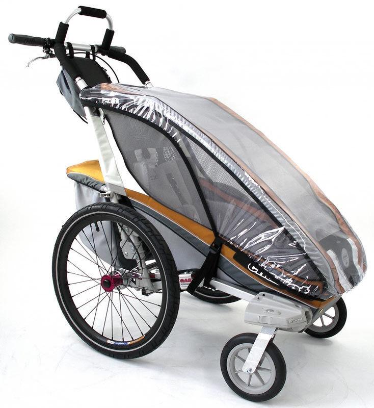 Chariot THULE Rain Cover Copertura Antipioggia ventilazione per bambino di tenuta garantita
