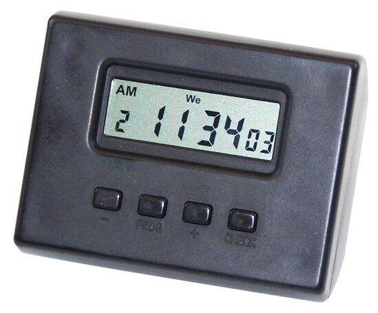 Wildmelder Timer 7 Tage Speicher Digitaluhr Schwarzwilduhr Wilduhr DIGITAL Uhr