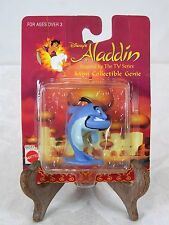 "Mattel Disney Aladdin Genie Dolphin TV Series 3+ 2"" Collectible Action Figure"