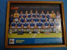 Poster Arminia Bielefeld , 2.Liga 1995
