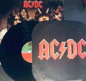 "AC/DC ~ ""Highway To Hell"" 1979 Atlantic Records Vinyl LP ..."
