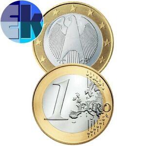 Ek // 1 euro Allemagne # Pièce Nueve : Sélectionnez une Année :