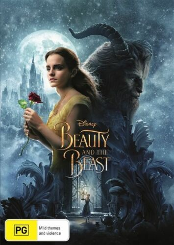 1 of 1 - Beauty And The Beast (DVD, 2017) New & Sealed