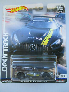 /'16 Mercedes-AMG GT3 SALE G56 Hot Wheels Open Track Culture