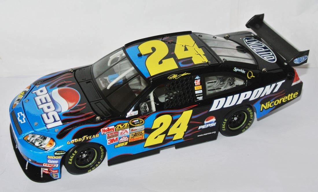 24 CHEVY NASCAR 2008  PEPSI  Jeff Gordon - 1 24 lim.Ed.