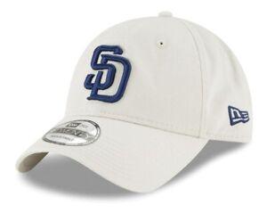 san francisco e6d88 bc566 Image is loading San-Diego-Padres-New-Era-MLB-9Twenty-Core-