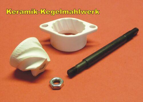 KERAMIK Kaffeemühle in wunderschönem NOSTALGIE RETRO-DESIGN mit FUNKTION 14053