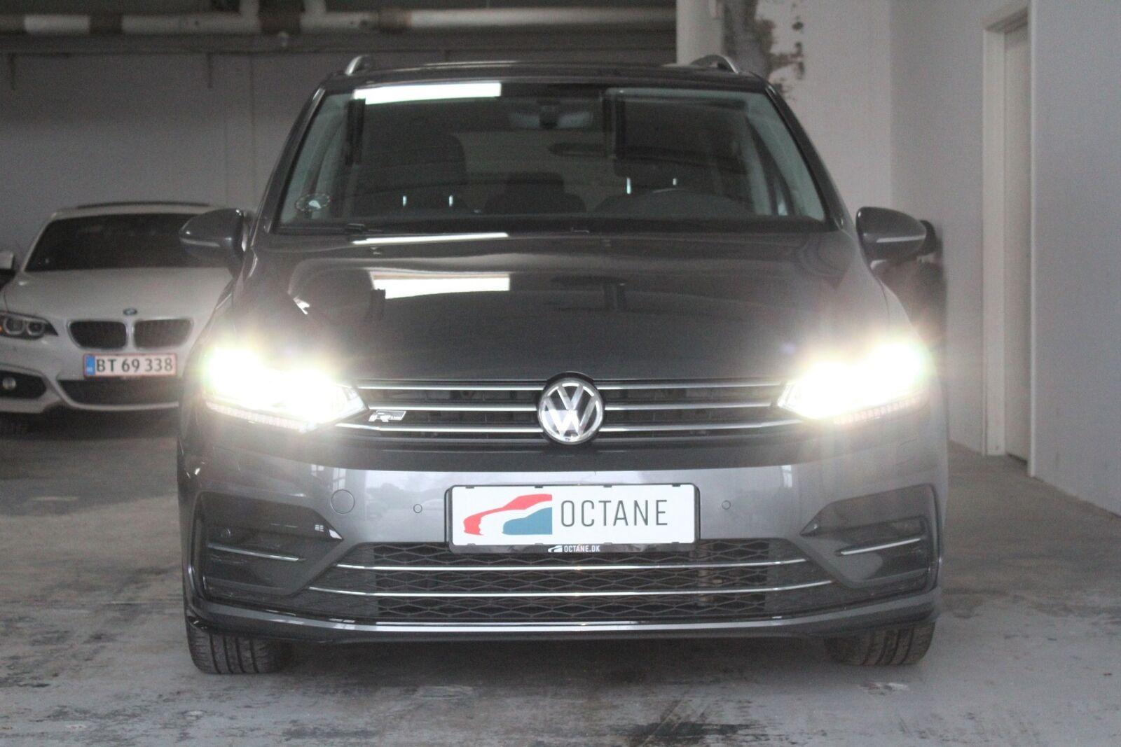 VW Touran 1,4 TSi 150 Comfortline DSG 7prs 5d - 319.900 kr.