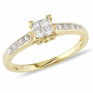 Amour-1-4-CT-TW-Diamond-Engagement-Ring-in-10k-Yellow-Gold
