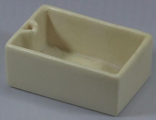 1//12 Échelle Maison de poupées meubles Résine Butler Sink AD8001