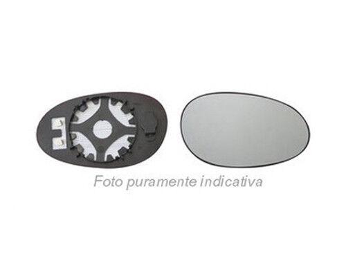 vetro retrovisore sinistro mini 2007-2013 elettrico asferico