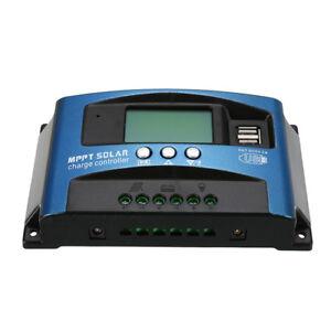100A-MPPT-Solar-Panel-Regulator-Charge-Controller-12V-24V-Auto-Focus-Tracking