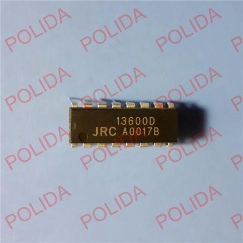 Integrated Circuits (ICs) 5PCS OPERATIONAL AMPLIFIER IC JRC DIP-16 ...
