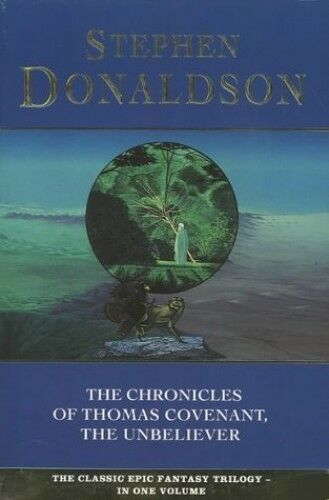 1 of 1 - The Chronicles of Thomas Covenant, the Unbel... by Donaldson, Stephen 0006473296