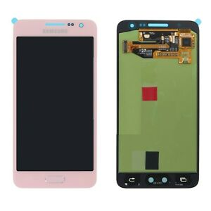 Samsung-Galaxy-A3-SM-A300F-Pink-Rosa-LCD-Display-Ecran-Touch-Screen-GH97-16747E