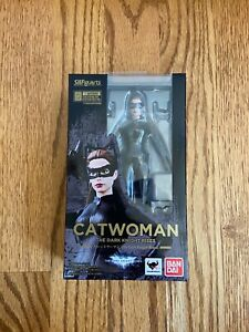 TAMASHII NATIONS Bandai S.H. Figuarts Catwoman The Dark Knight Rises NIB Sealed