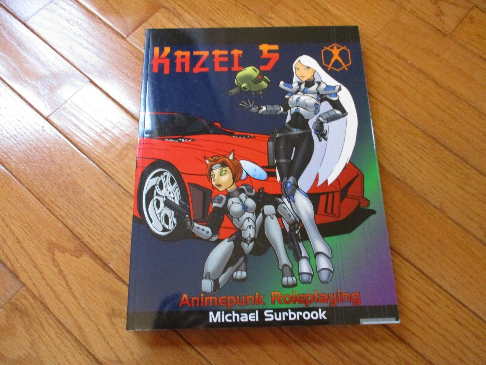Hero System 5th Ed Kazei 5