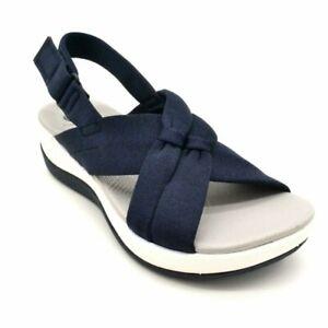 CLOUDSTEPPERS by Clarks Jersey Sport Sandals- Arla Belle Size 5 ...