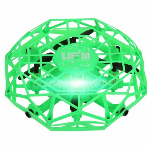 Mini Drone Quad Induction Levitation UFO Hand Operated Helicopter Toys For Kids