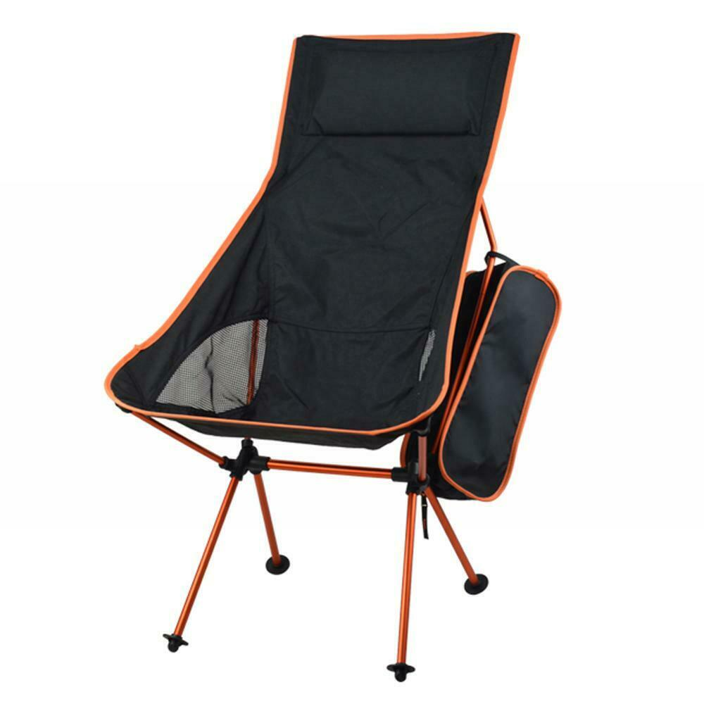 Foldable Chair Lightweight Camping Fishing Outdoor  Festival Picnic BBQ Beach Bag  gorgeous