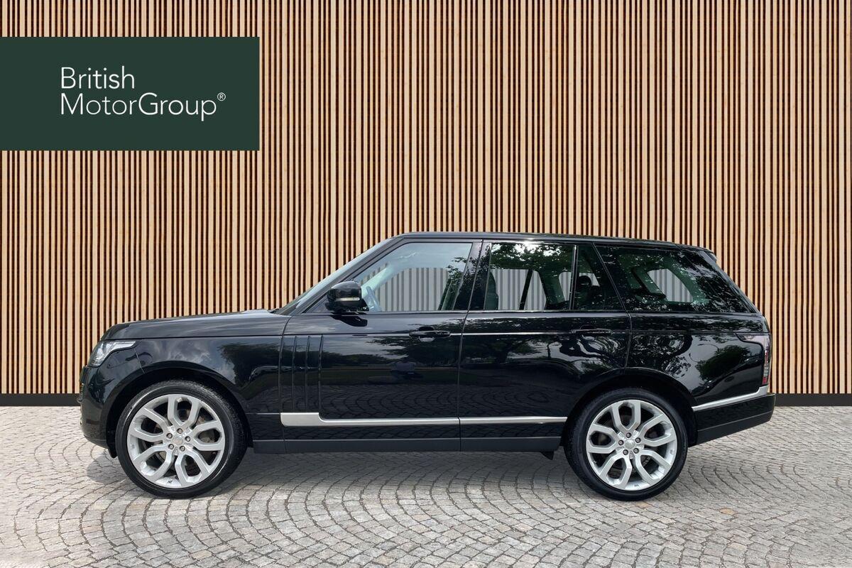 Land Rover Range Rover SCV8 Vogue aut.