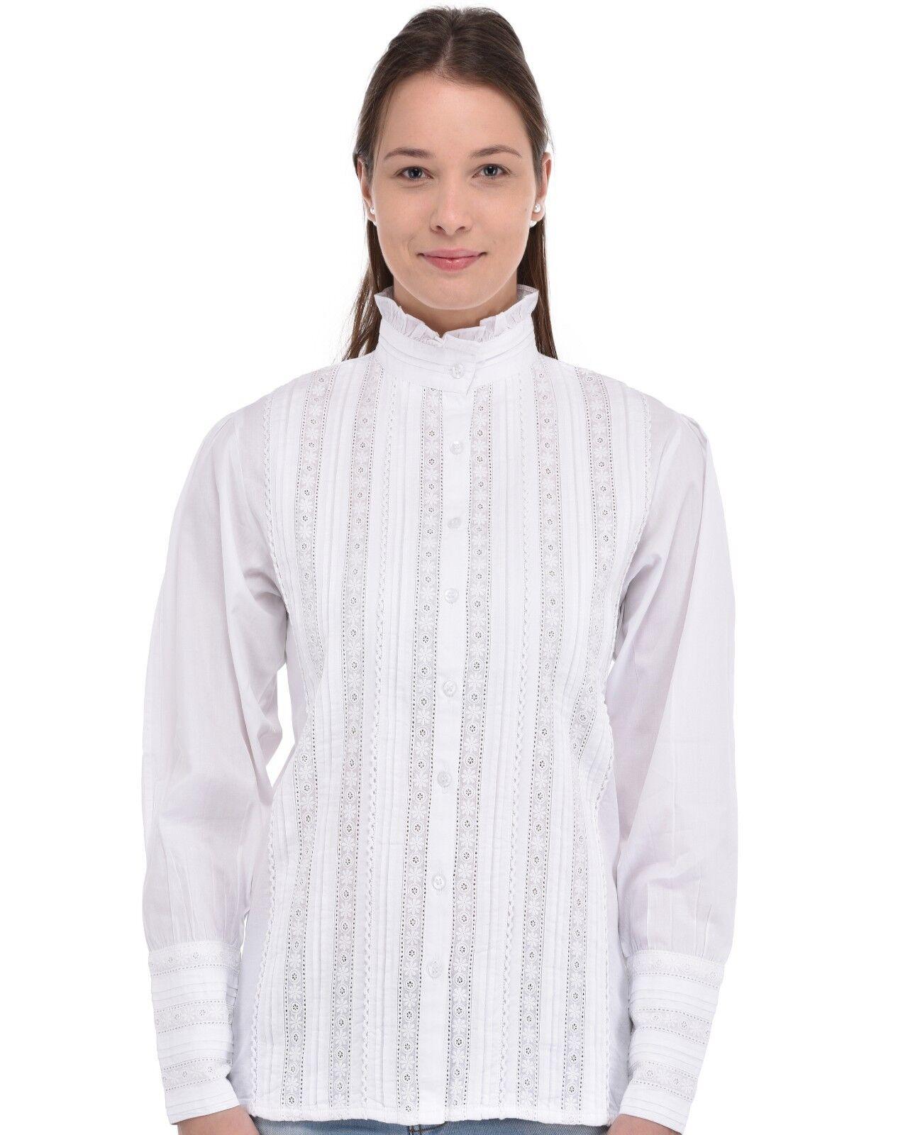 Woherren Weiß Tops   Elegant Weiß Tops For Ladies   Cotton Lane