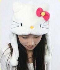hello kitty animal hats Funny Animal Mascot Party Costume Adult Hat.Hello Kitty