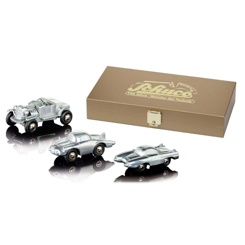 Piccolo set Edition 100 ans, schuco voiture, berline Edition 1000 pièces, 450595600