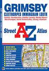 Grimsby Street Atlas by Geographers' A-Z Map Company (Paperback, 2013)