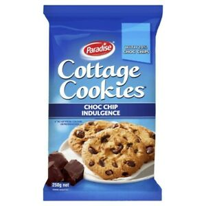 Paradise Cottage Chocolate Chip Cookies 250g