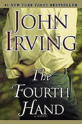 1 of 1 - The Fourth Hand (Ballantine Reader's Circle), Irving, John, Very Good Book