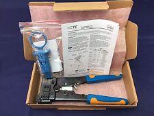 TE Connectivity/Amp 2-231652-1 RJ45 crimp tool 8 Position Modular Plug Connector