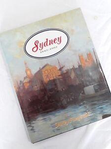 SYDNEY-1842-1992-Shirley-Fitzgerald-Australian-Local-History