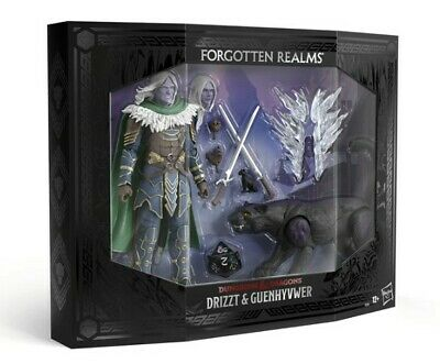 D/&D Dungeons And /& Dragons Drizzt Do/'Urden Modern Icons Statue Figure Statuette