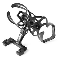 Alloy Black for Cycling VeloChampion Double Water Bottle Cage Mount