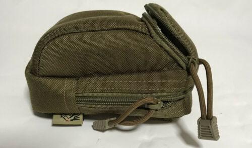 for belt or Molle webbing Padded Pouch for lens or accessories Photography