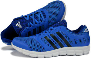 17c62682265f04 Adidas Breeze 101 2 M  B40888  Running Shoe Blue Black Brand New