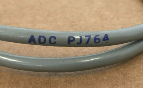 ADC PJ764 DUAL BANTAM 3 ft PATCH CABLE CORD
