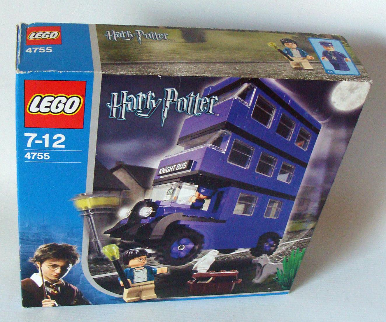 Lego® Harry Potter 4755 - Der fahrende Ritter 242 Teile 7-12 Jahren - Neu
