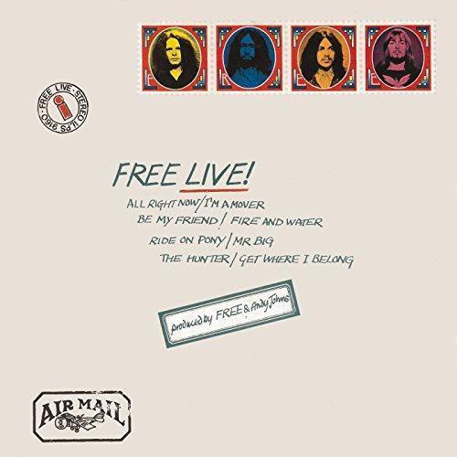 Free - Free Live! - 2016 (NEW CD)