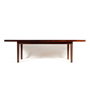 Retro-Vintage-Danish-Rosewood-Coffee-Table-TV-Stand-Sideboard-Side-Table-50s-60s