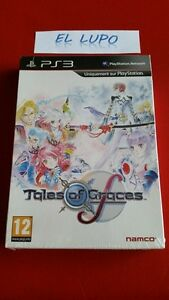 TALES-OF-GRACES-F-DAY-ONE-EDITION-PS3-NEUF-SOUS-BLISTER-VERSION-FRANCAISE