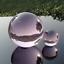 Hot-20mm-60mm-Quartz-Crystal-Glass-Ball-Feng-shui-Magic-Healing-Crystals-Balls miniature 6