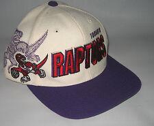Vintage Toronto Raptors Sports Specialties Snapback Hat Cap