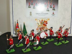 Britains Set 5800 Green Howards, le régiment du Yorkshire de la princesse Alexandra. 50242158007
