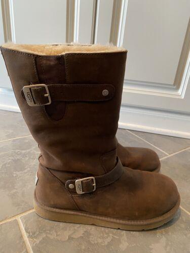 Ugg Kensington Toast Boots Brown Size 10