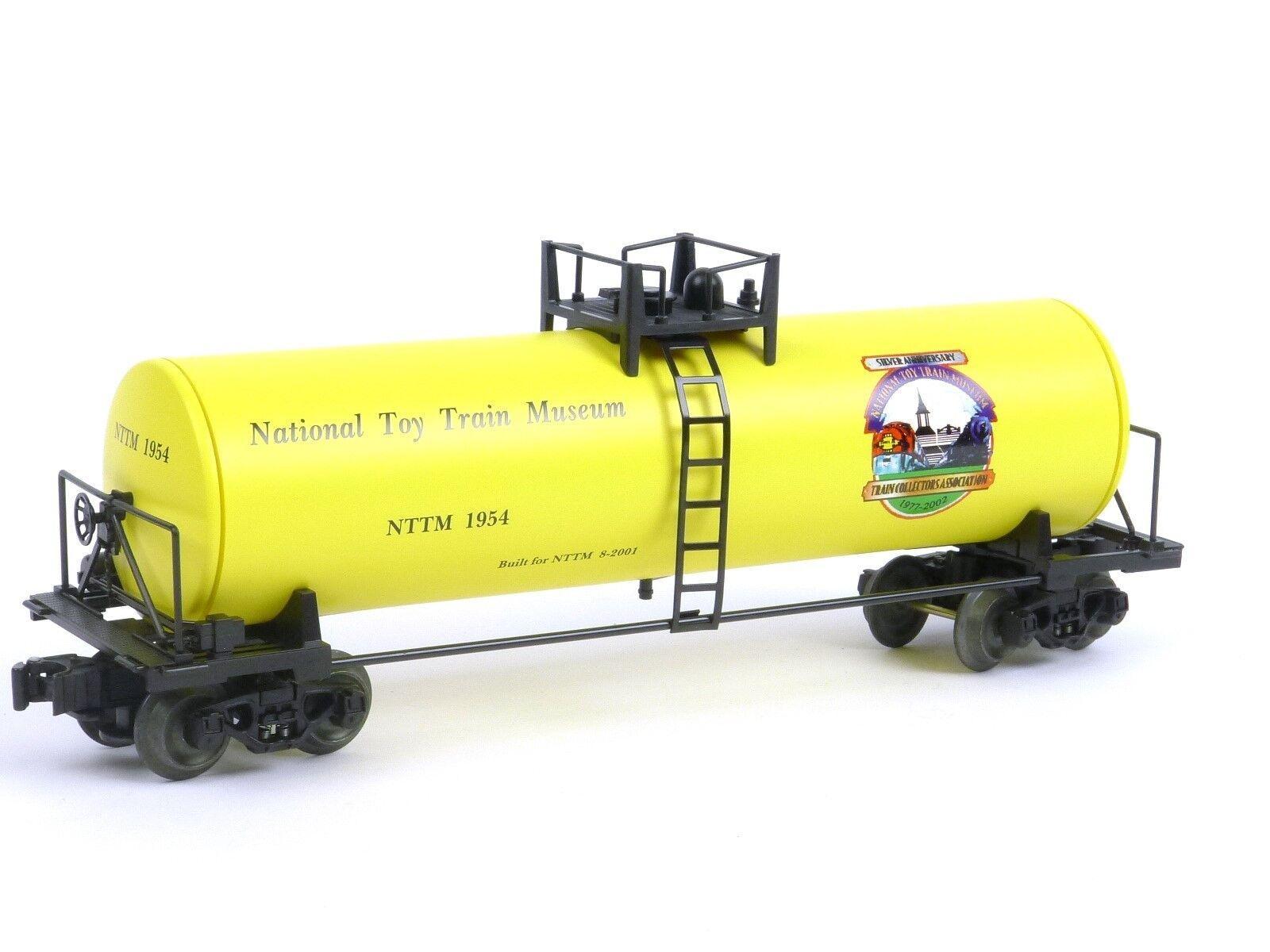 Lionel Toy Trains Scale O Car Tank Train Work Museum Train