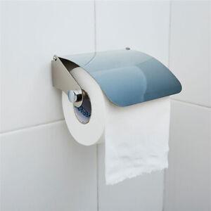 Melairy 304 Edelstahl Toilettenpapierhalter ohne bohren Klopapierhalter Geb/üsch Selbstklebend Toilettenpapierhalter Wandhalter f/ür Badzimmer WC Papierhalter f/ür Badzimmer und K/üche